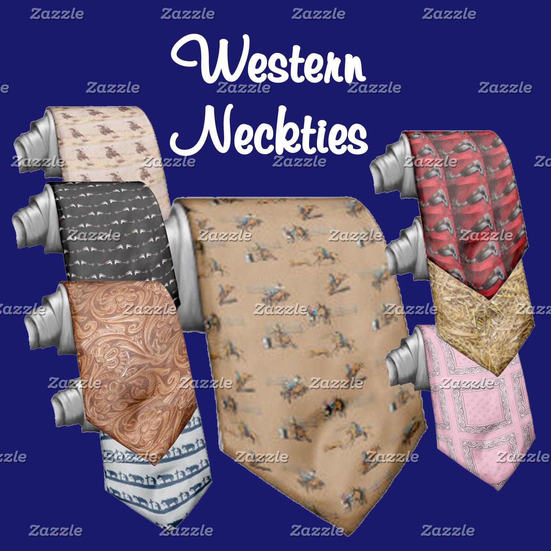 Western Neckties