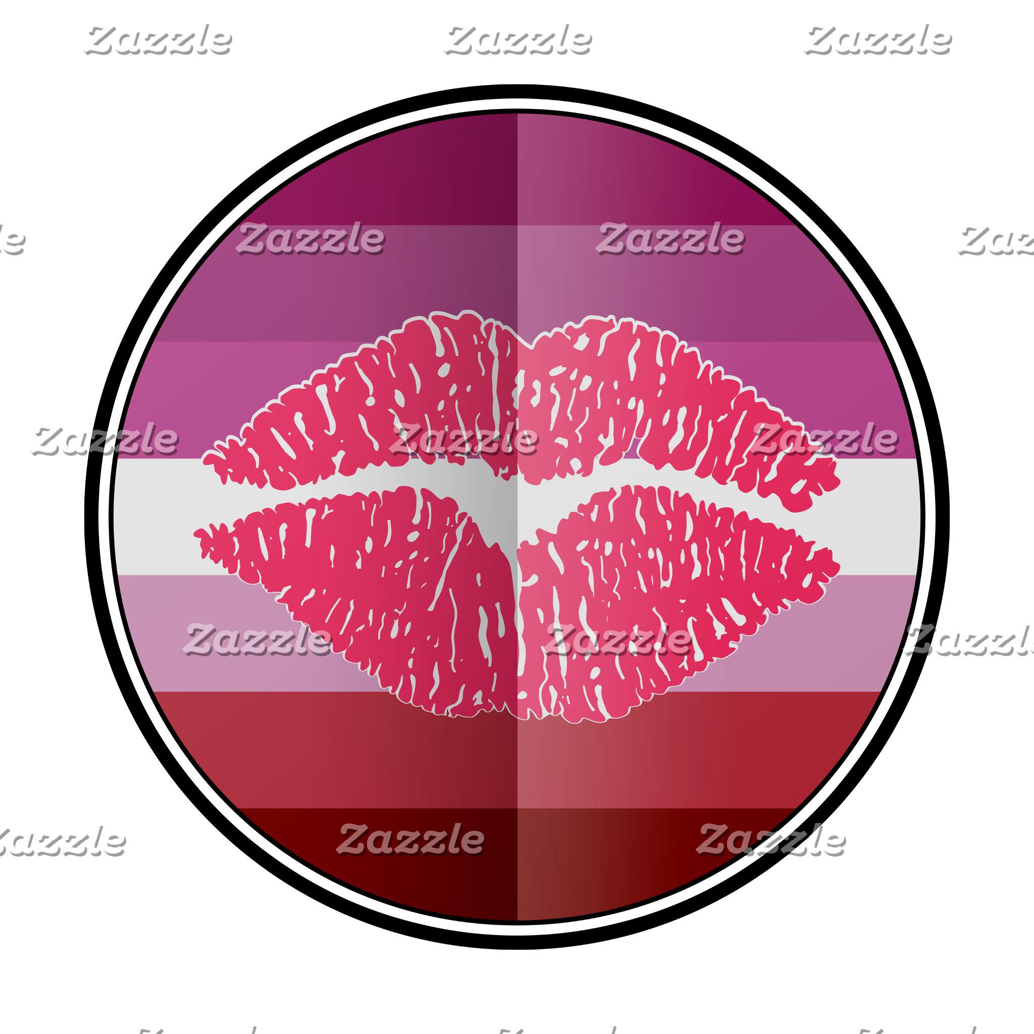 Lipstick Lesbian Pride