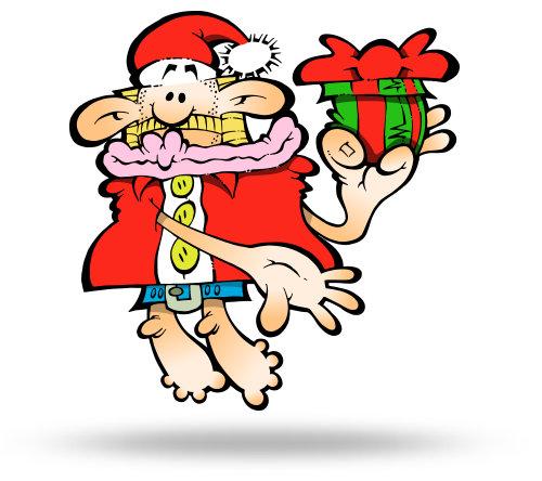 Nonsensical Santa