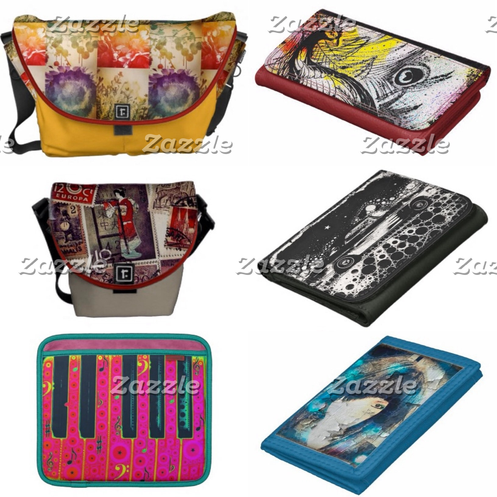 Bags/Wallets/Cases