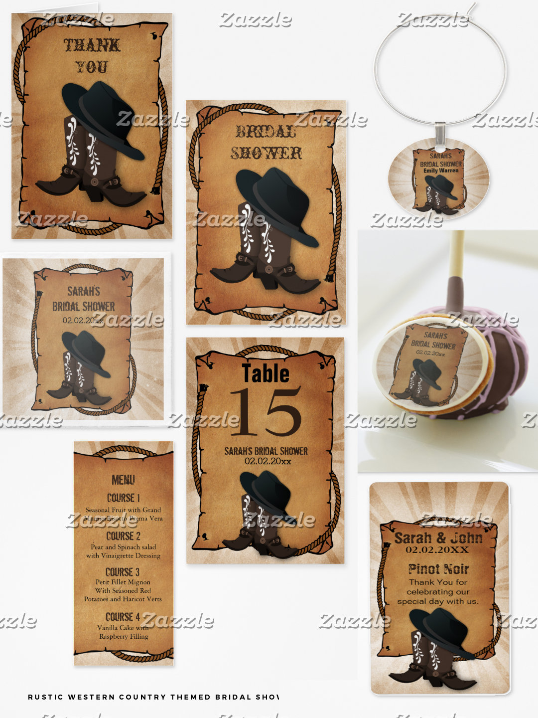 Rustic Theme party