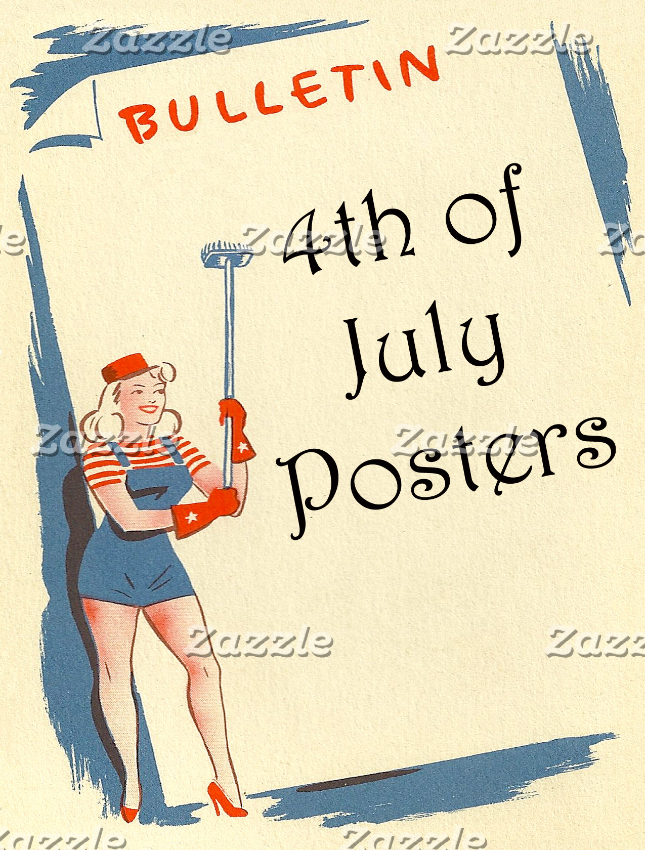 4th of July Posters