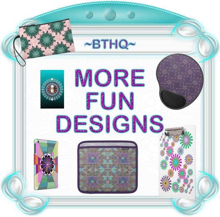 More Fun Designs