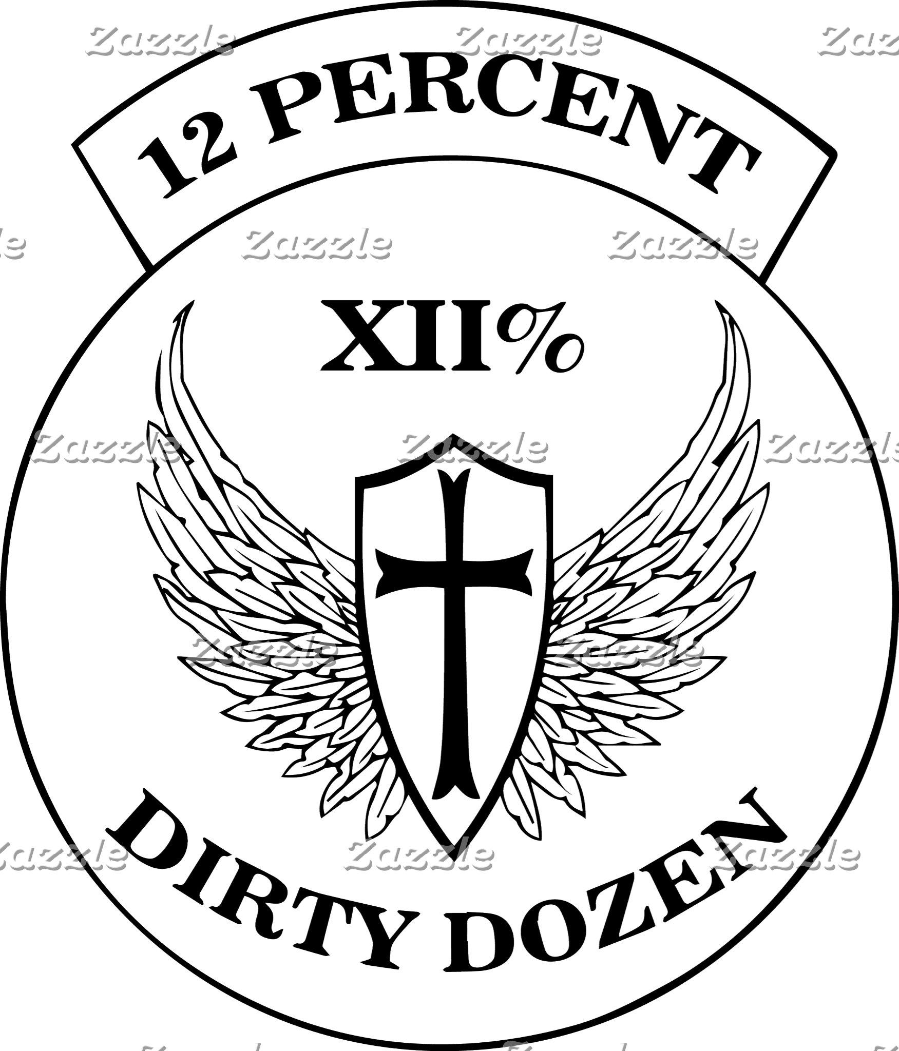 12% DIRTY DOZEN