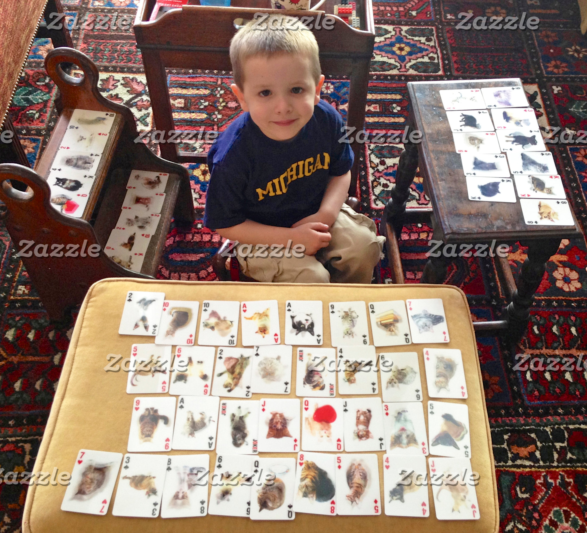 Playing Cards/Puzzles