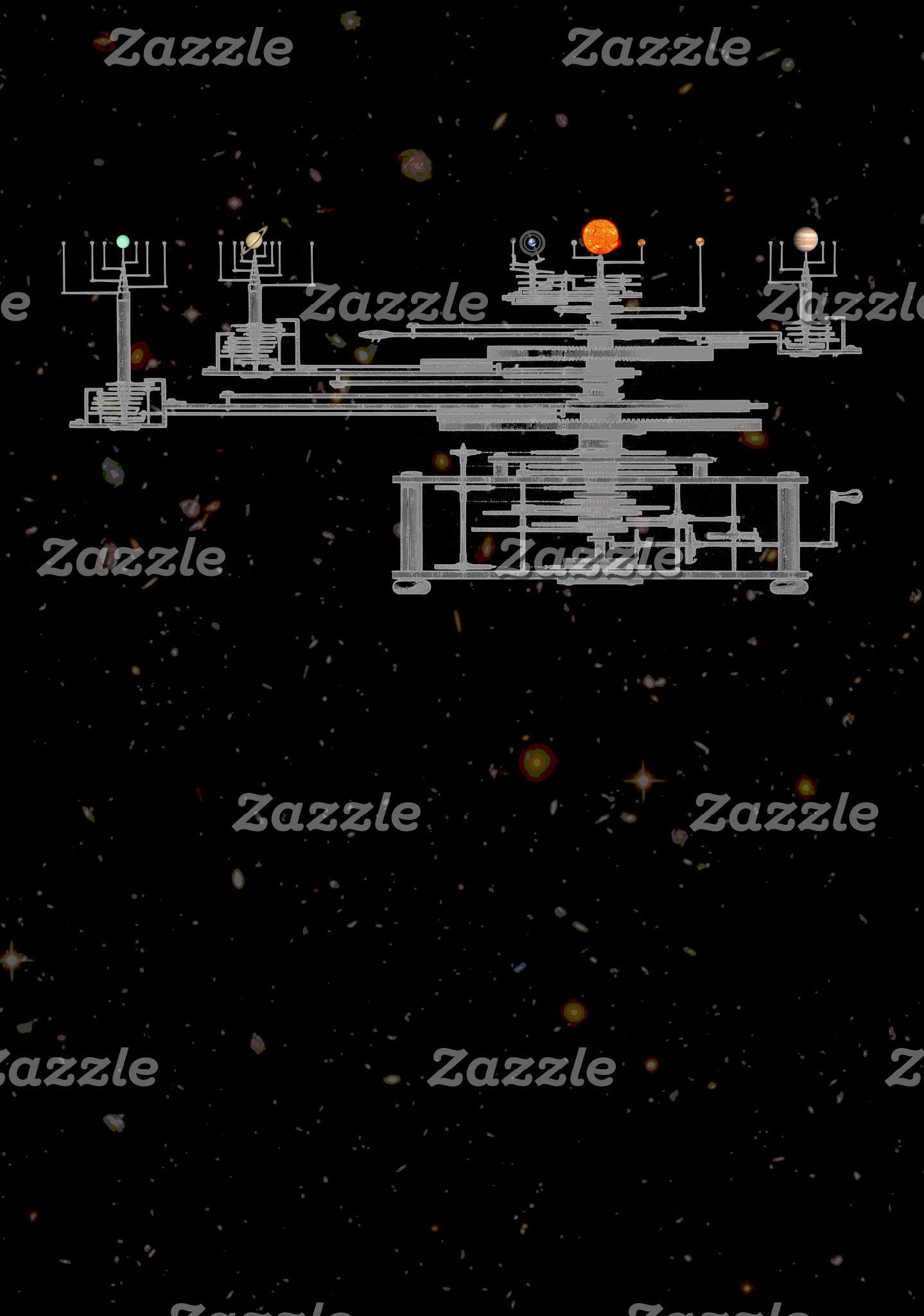 Orrery/ Planetary Solar System