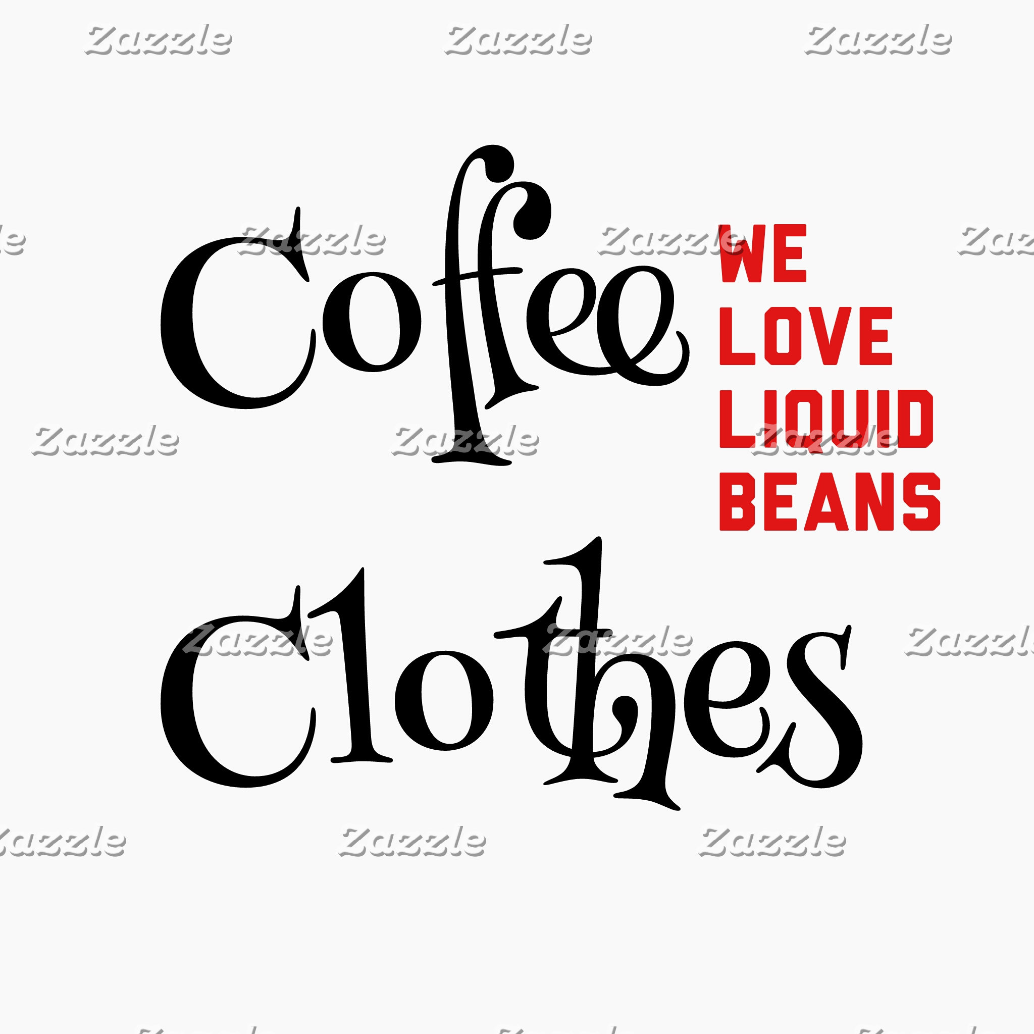 Coffee Clothes