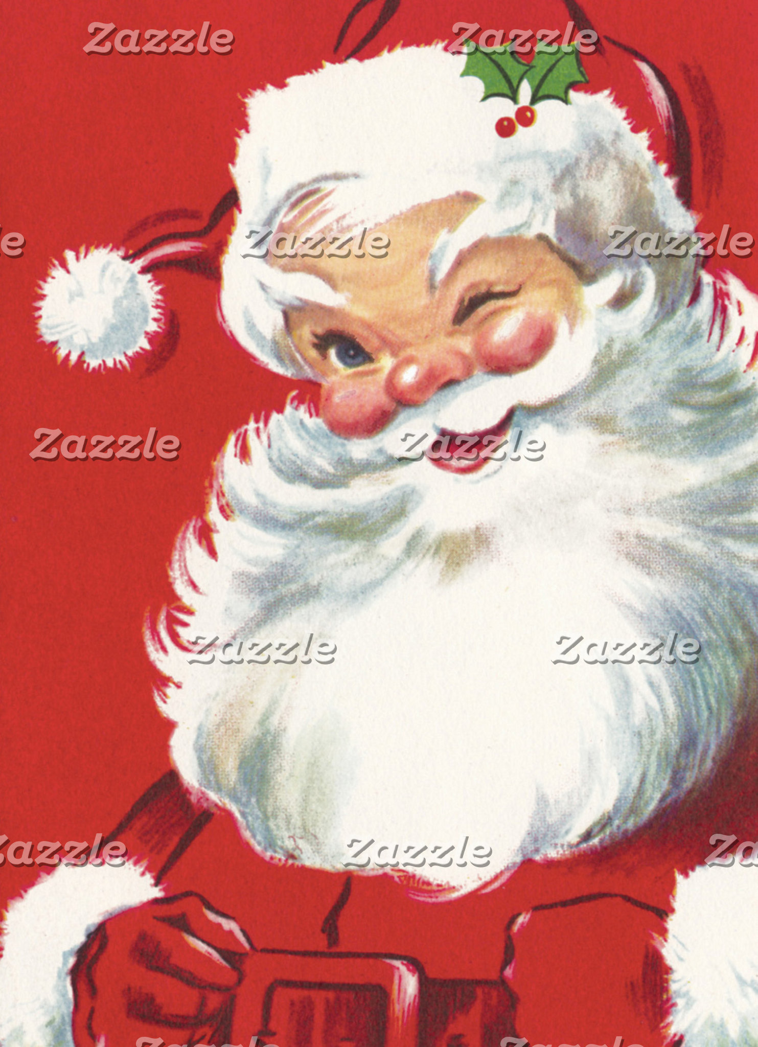 Retro & Vintage Santa Claus