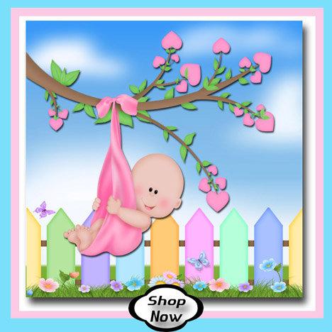 Baby Girl - Backyard Baby Gifts