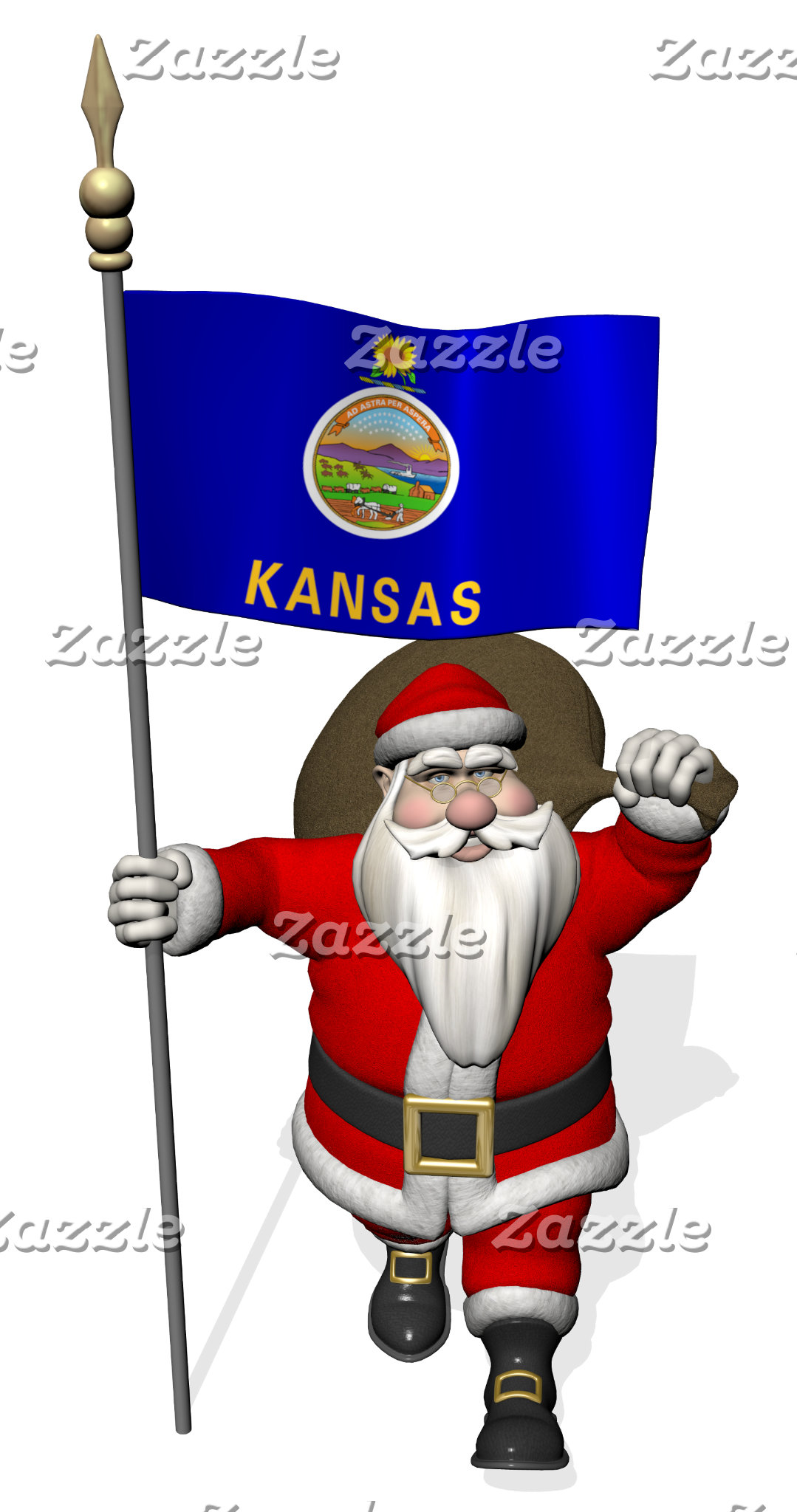 Kansas - The Sunflower State