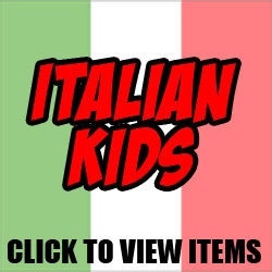 Funny Italian Baby and Toddler