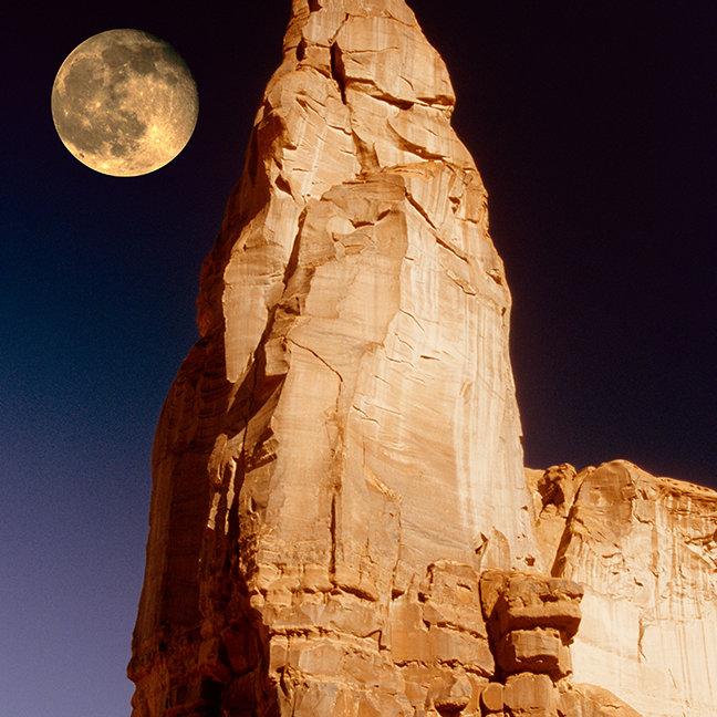 Sandstone Pinacle