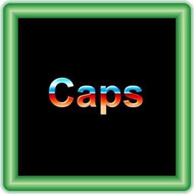 Trinidad and Tobago Caps/Hats