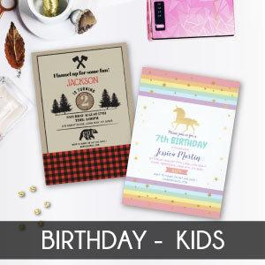 Birthday - Children