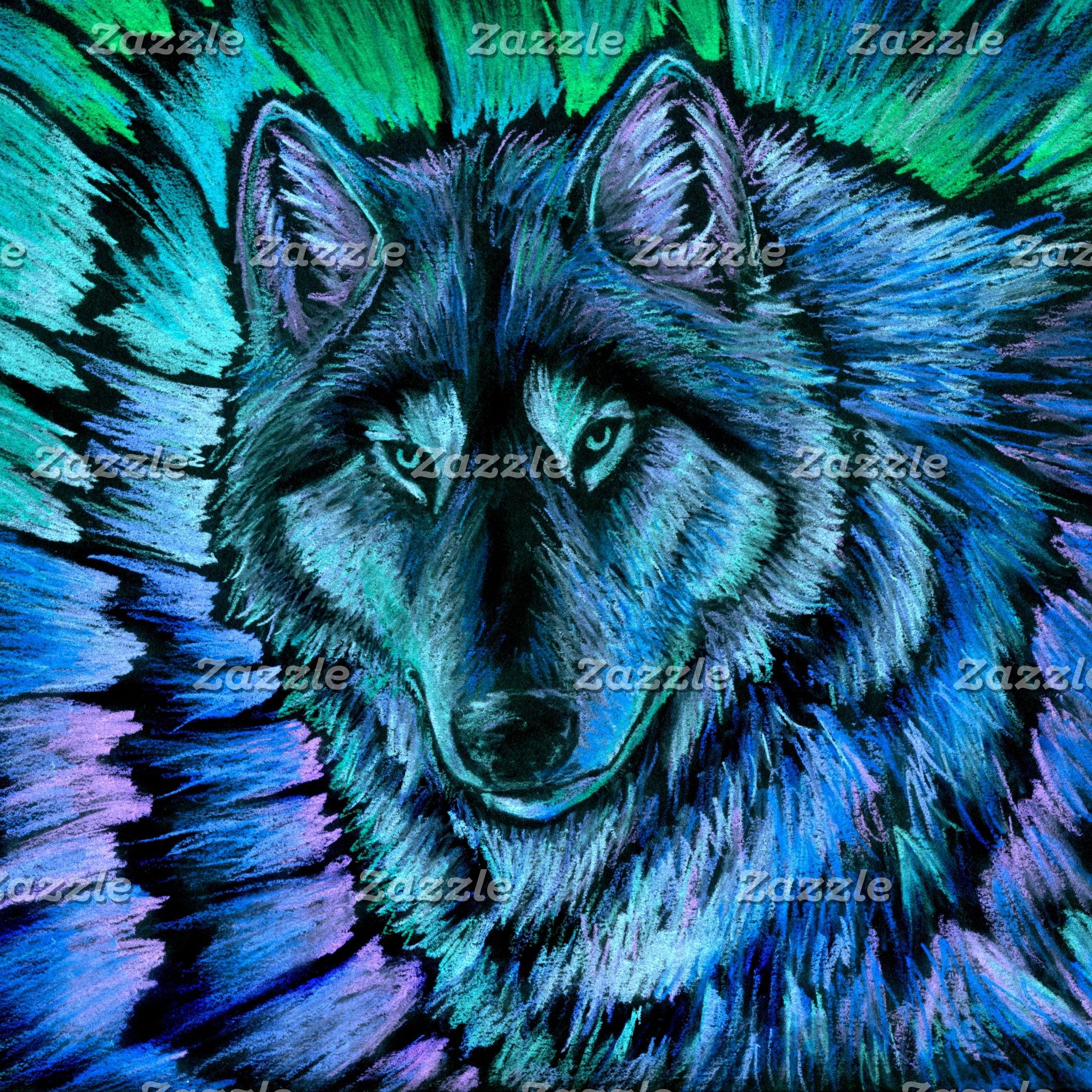 Wolf Aurora