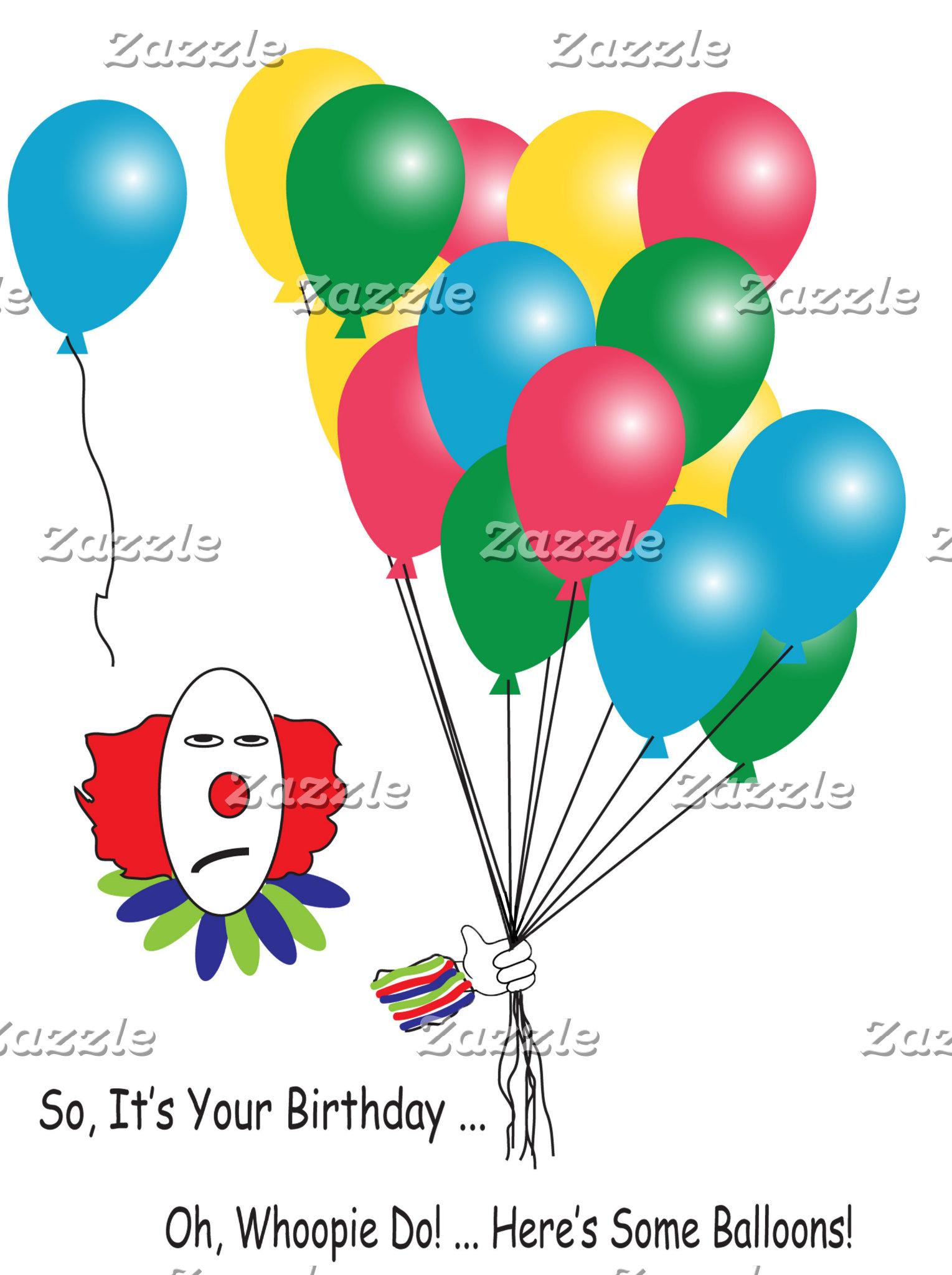 Birthday - Funny