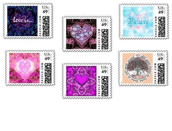 ❤ Stamps