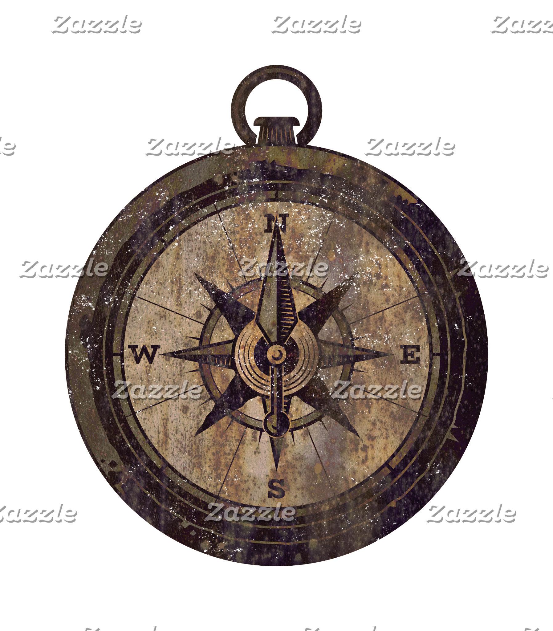► Vintage compass