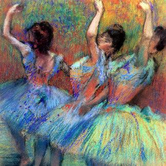 Degas Ballerinas