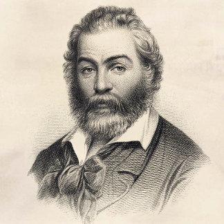 Whitman Woodcut 41