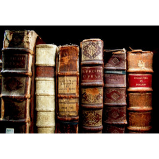 Antique Book Binding Designs
