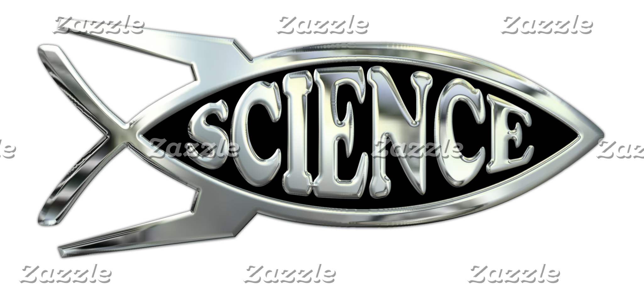 Rocket Science Evolve Fish