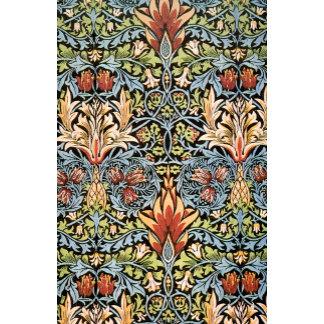 William Morris Snakeshead Design
