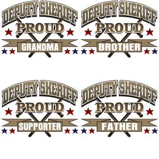 Deputy Sheriff Proud Family