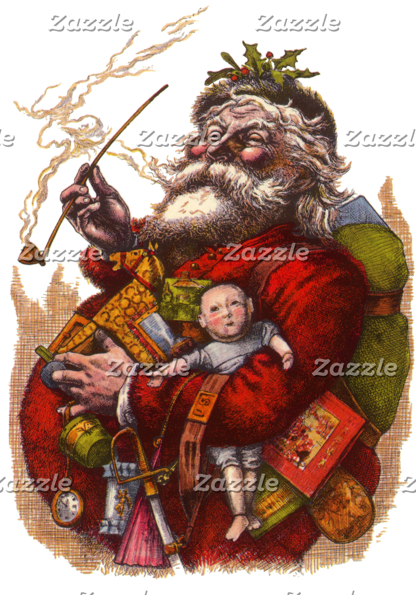 Antique & Victorian Santa Claus