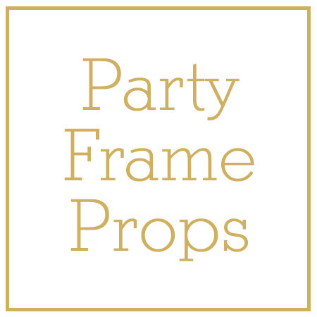 Party Frame Props