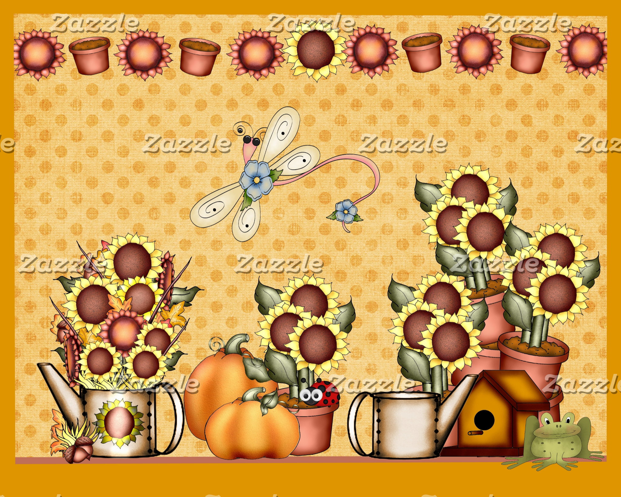Autumn and Fall Harvest Themes