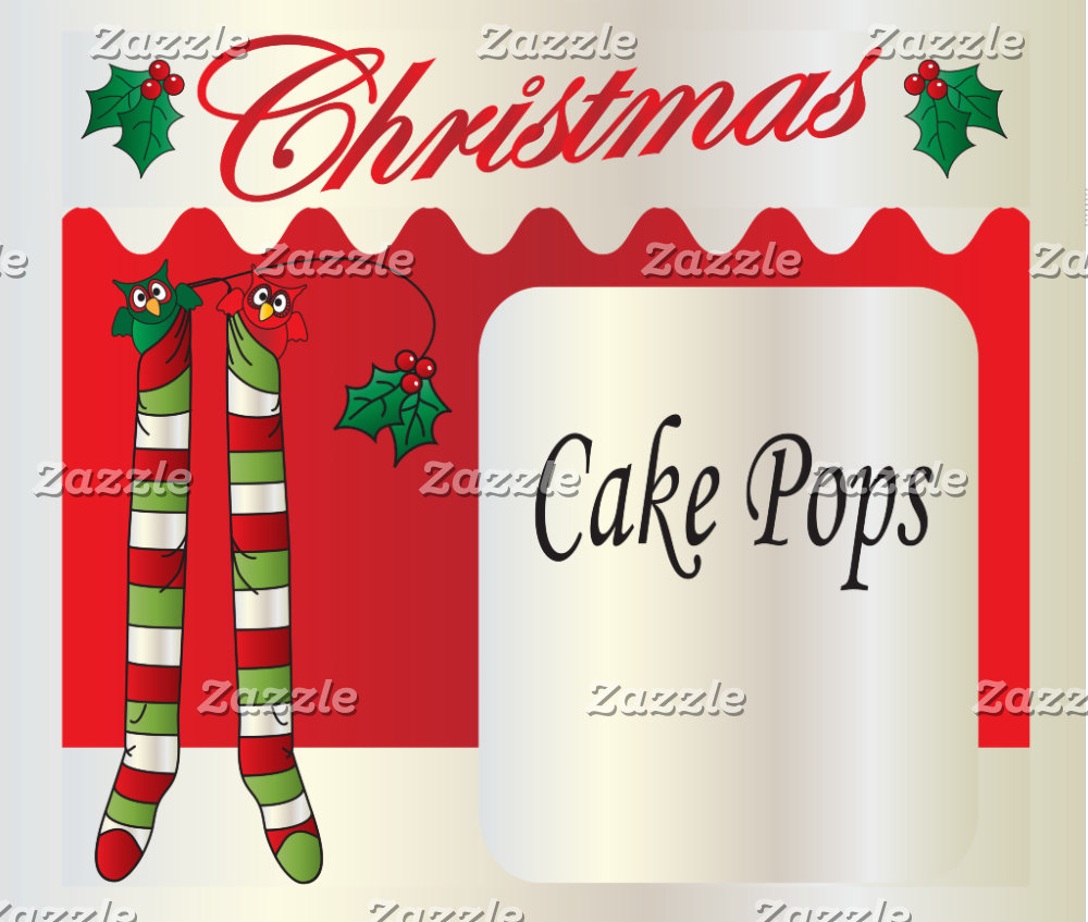 Cake Pops Cookies Brownies