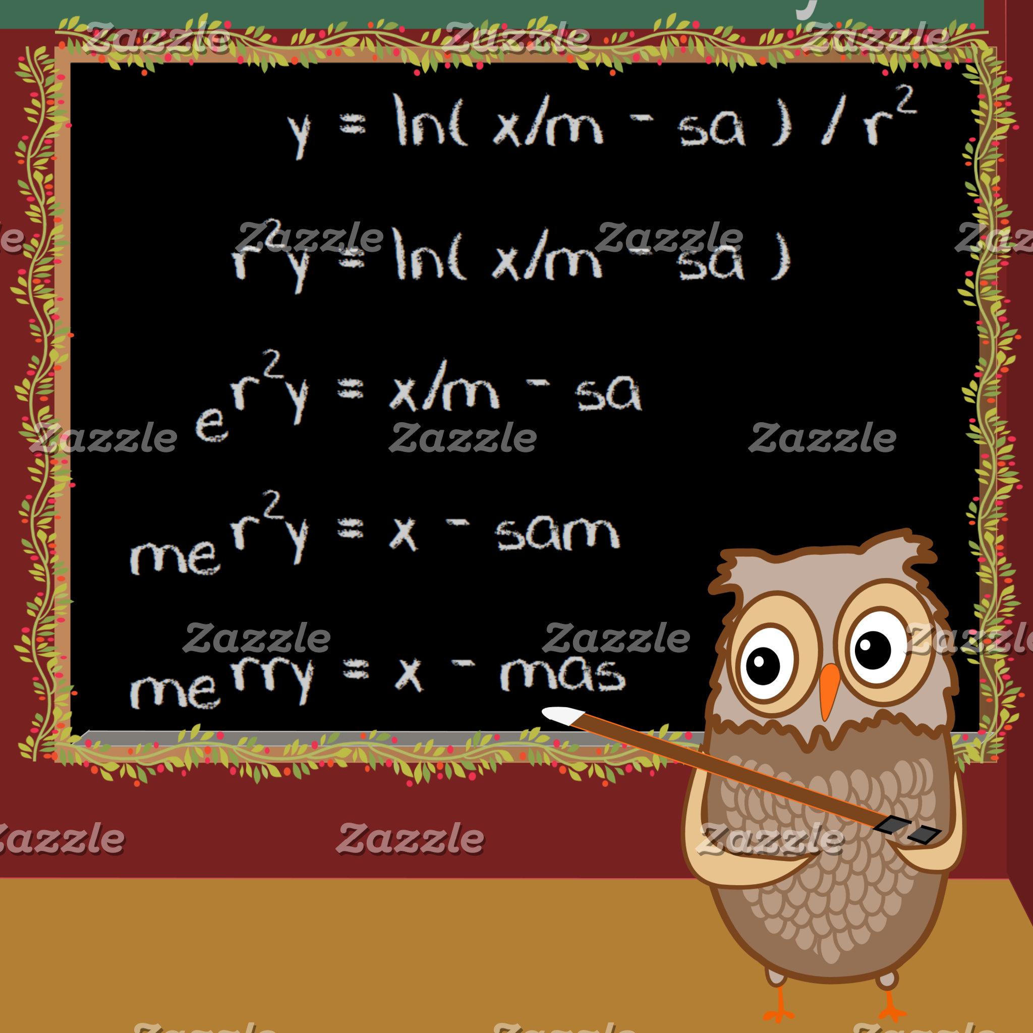 Mathematics Christmas Wish