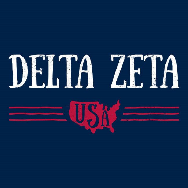 Delta Zeta - USA