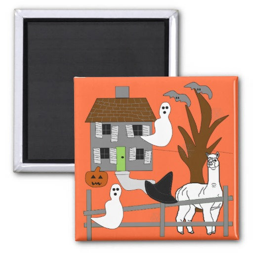 Alpaca Halloween Home Decor Products