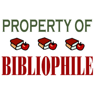 Bibliophile T-shirts