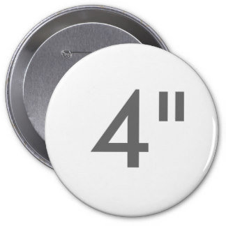 """4"""" Round Buttons HUGE"""