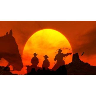 Cowboy Western Art