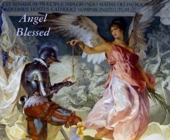 Angel Blessed