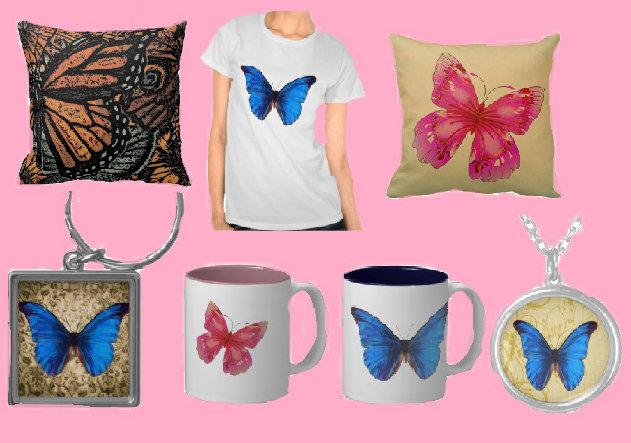 Juicy butterflies