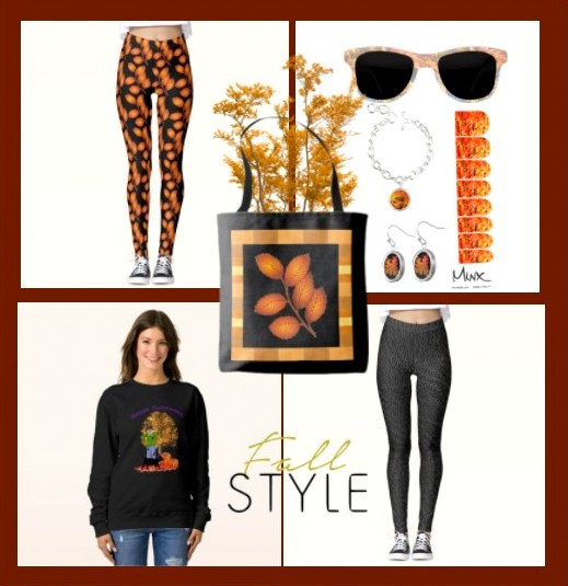 FALL  CLOTHING  DECOR ACCESSORIES