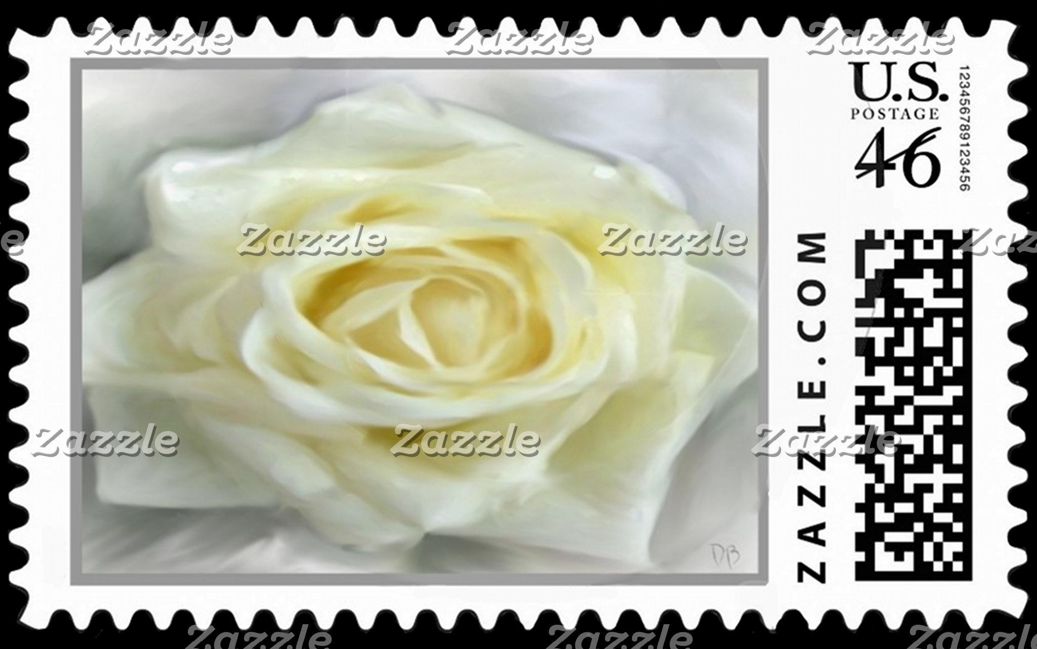 Rose Postage