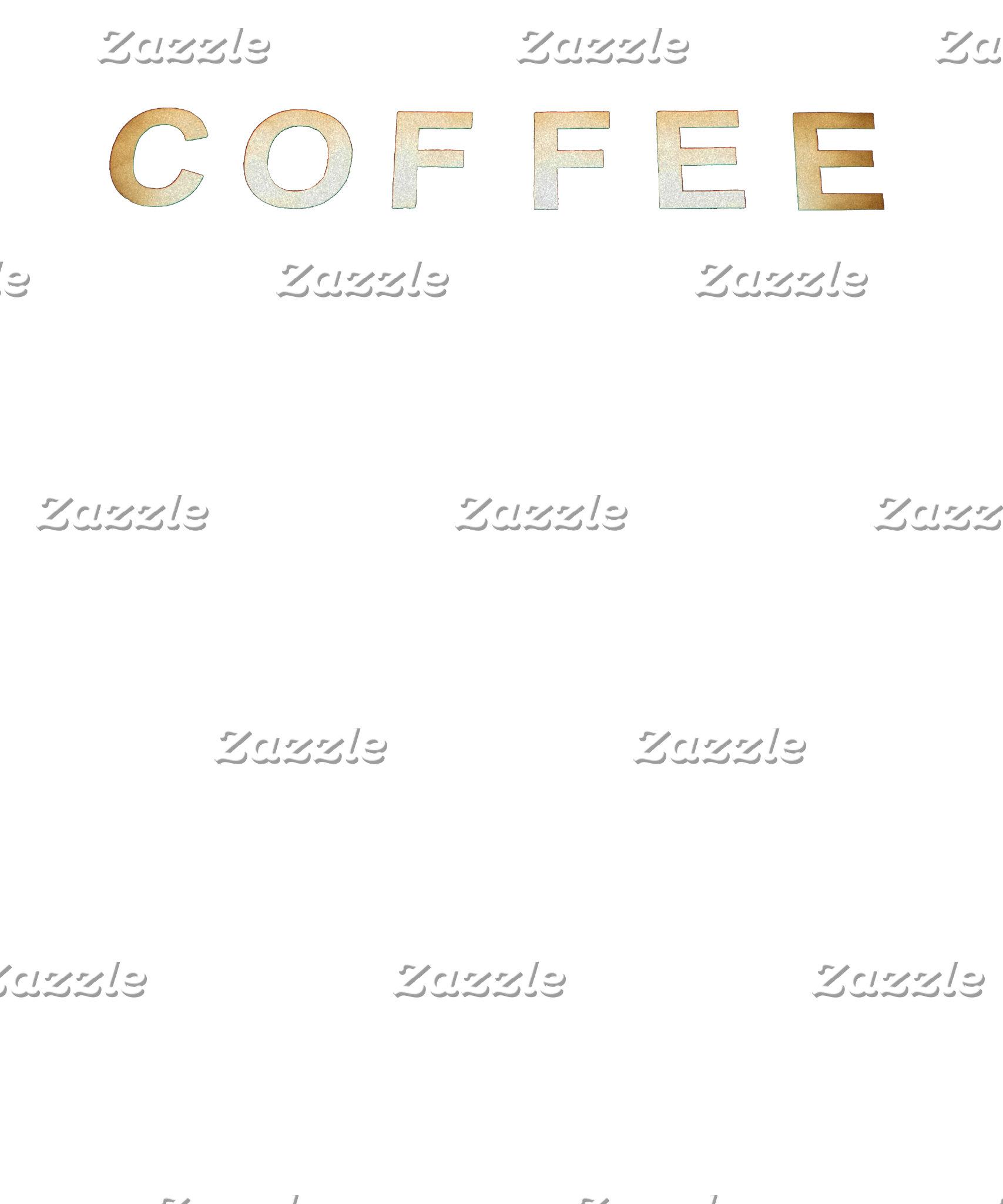 Overhead Coffee Sign