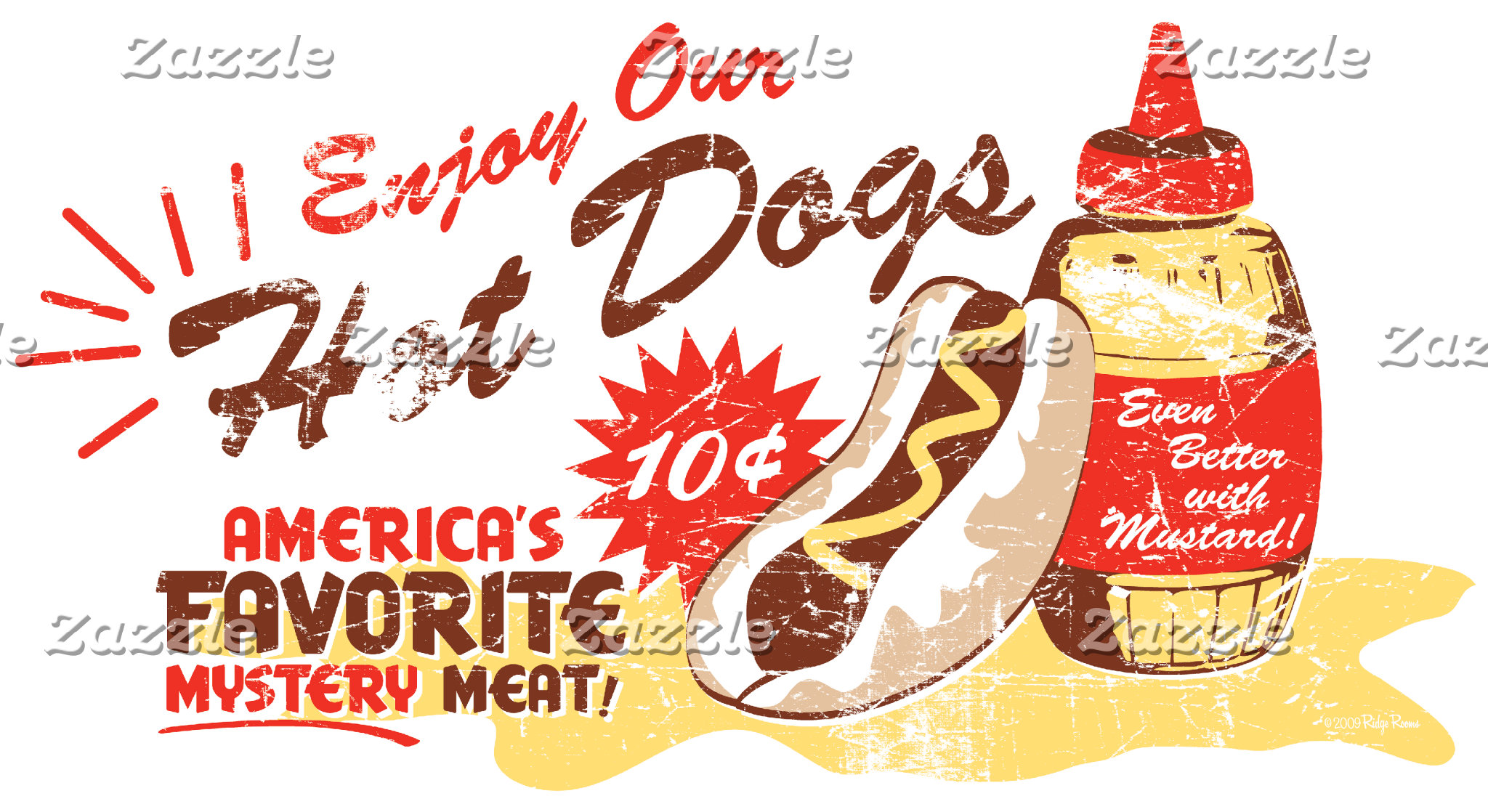 Hot Diggity Dog!