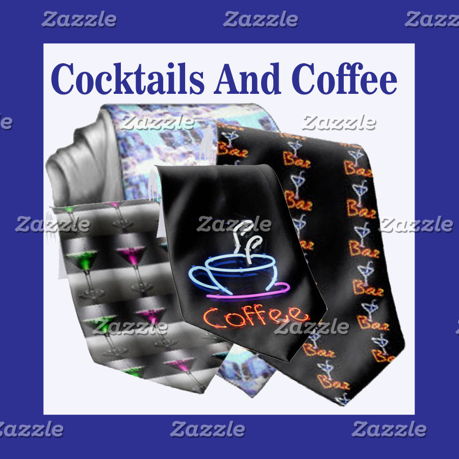 Cocktails And Coffee