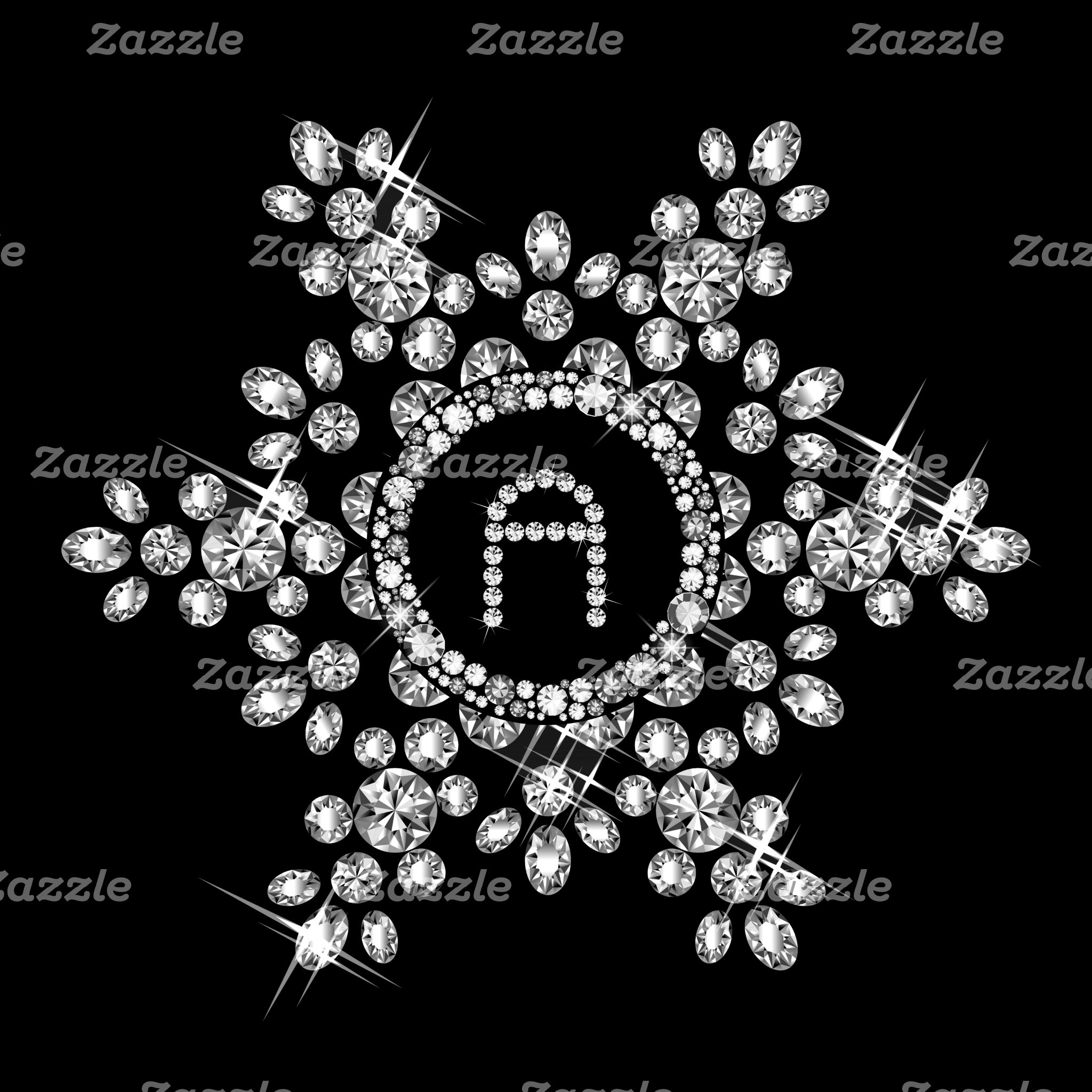 Diamond Snowflake: A