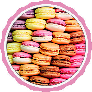 Macaron French pastry