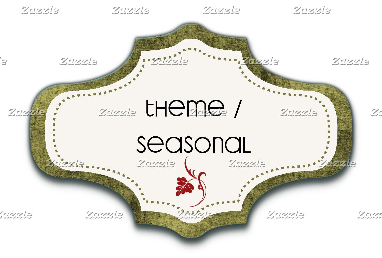 Theme / Seasonal