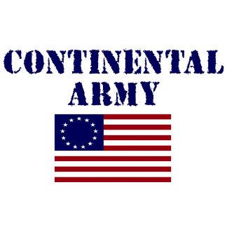 Revolutionary War's Continental Army