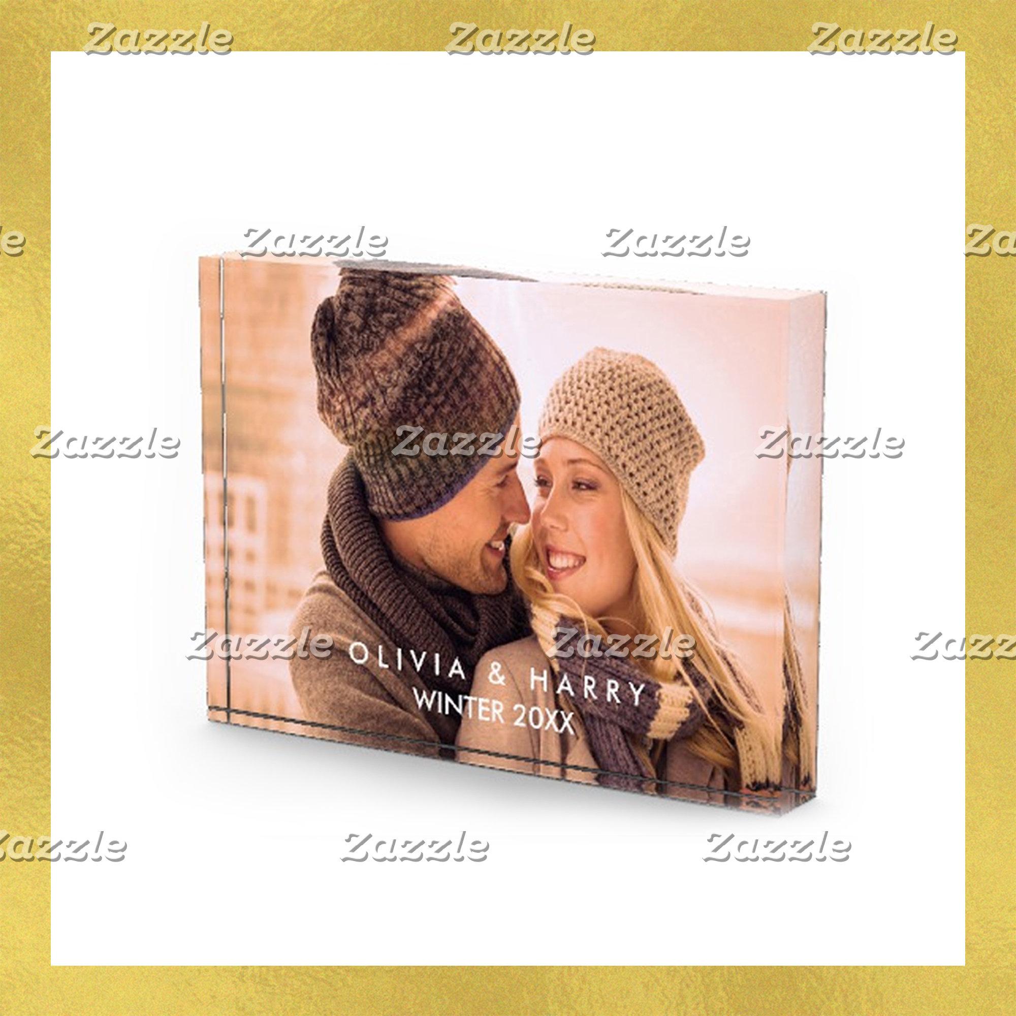 Custom Photo Blocks